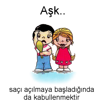 Aşk... Love is... #117