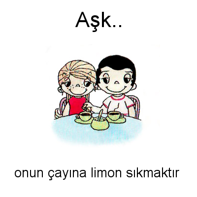 Aşk... Love is... #120