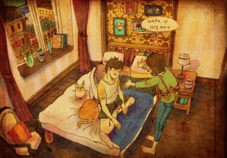Aşk Onu Uyandırmaktır