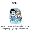 Aşk... Love is... #98