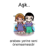 Aşk... Love is... #100
