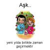 Aşk... Love is... #104