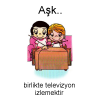 Aşk... Love is... #118