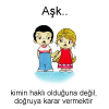 Aşk... Love is... #123