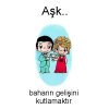 Aşk... Love is... #130