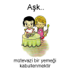 Aşk... Love is... #131