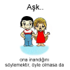 Aşk... Love is... #136