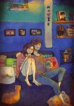 Aşk Birlikte Film İzlemektir
