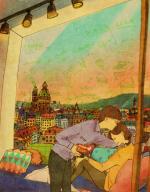 Aşk Uyurken Onu Öpmektir