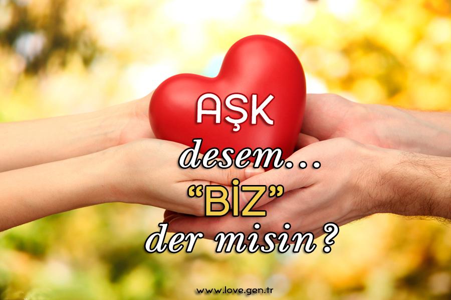 Aşk Desem...